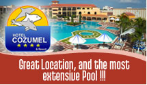 Hotels in Cozumel